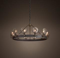 Люстра Gaslight 8 ламп