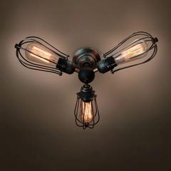 Светильник Marconi Caged 3 лампы