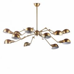 Люстра Golden Spider