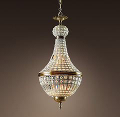 Люстра 19th c. French Empire Crystal