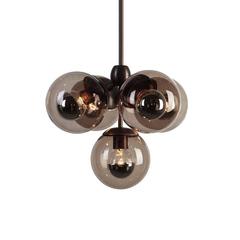 Люстра Modo Chandelier 21 Globes Black