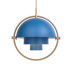 Люстра Multi-Lite Blue
