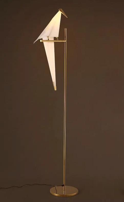 Торшер Origami Bird