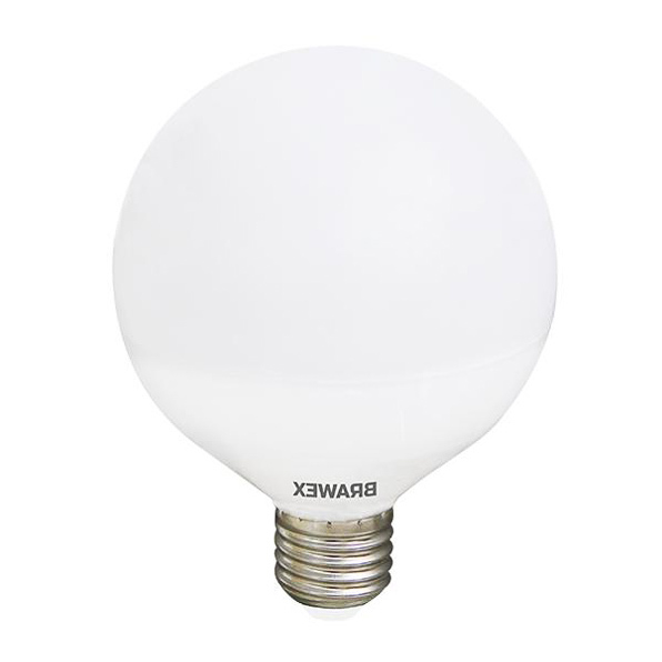 Лампочка Brawex глоб большая E27