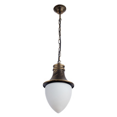 Уличный светильник Arte Lamp Vienna A1317SO-1BN