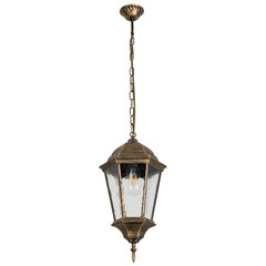 Уличный светильник Arte Lamp Genova A1204SO-1BN