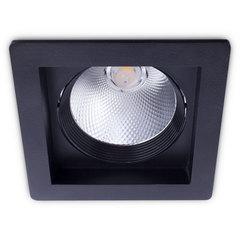 Встраиваемый светильник Arte Lamp Privato A7007PL-1BK