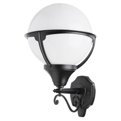 Уличный светильник Arte Lamp Monaco A1491AL-1BK