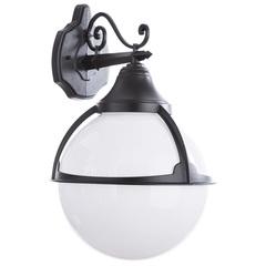 Уличный светильник Arte Lamp Monaco A1492AL-1BK