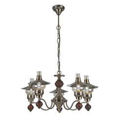 Люстра Arte Lamp Trattoria A5664LM-5AB
