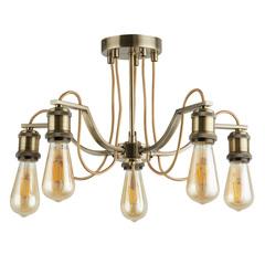 Люстра Arte Lamp Inedito A2985PL-5AB
