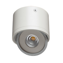 Светильник точечный Arte Lamp Studio A4105PL-1WH
