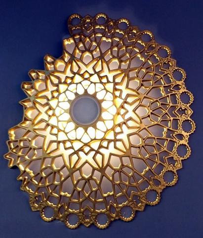 Светильник настенно-потолочный Notredame