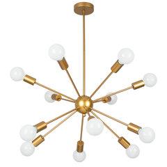 Люстра Arte Lamp Alastor A6702PL-12PB
