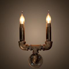 Бра Pipe 2 лампы