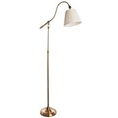 Торшер Arte Lamp Seville A1509PN-1PB