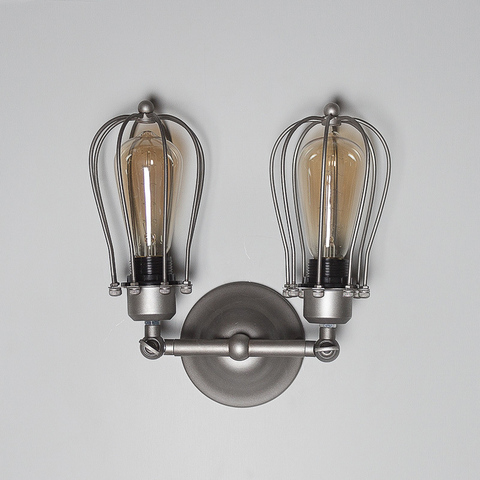 Бра Marconi Caged 2 лампы