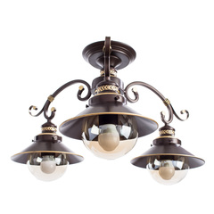 Люстра Arte Lamp Grazioso A4577PL-3CK