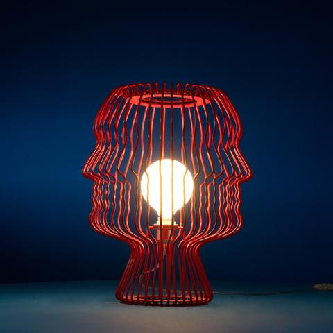 Настольная лампа Head