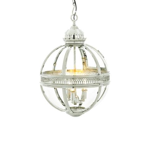 Люстра Lantern Residential Nickel