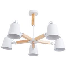 Люстра Arte Lamp Oscar A7141PL-5WH