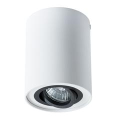 Светильник точечный Arte Lamp Falcon A5644PL-1WH