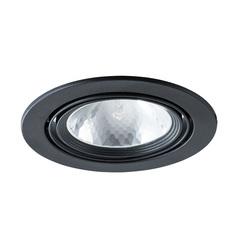 Встраиваемый светильник Arte Lamp Apus A6664PL-1BK