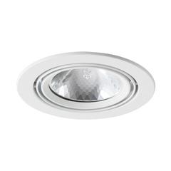 Встраиваемый светильник Arte Lamp Apus A6664PL-1WH