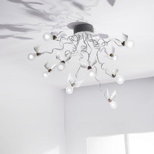 Люстра Birdie's Nest, потолочная