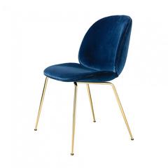 Стул Beetle Dining Chair Blue