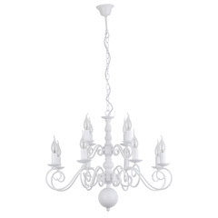 Люстра Arte Lamp Isabel A1129LM-12WH