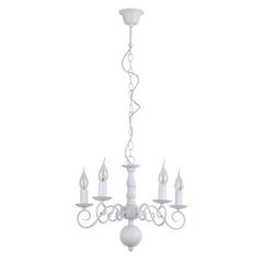 Люстра Arte Lamp Isabel A1129LM-5WH
