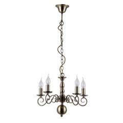 Люстра Arte Lamp Isabel A1129LM-5AB