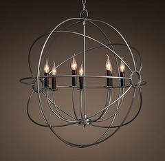 Люстра Foucault's orb 8 ламп