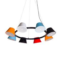 Люстра Tam Tam Multicolored R8