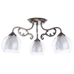 Люстра Arte Lamp Charlotte A7062PL-3AB