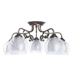 Люстра Arte Lamp Charlotte A7062PL-5AB