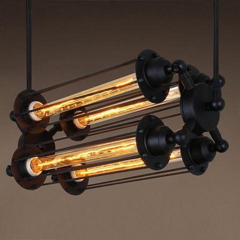 Светильник Industrial Cage 4 лампы