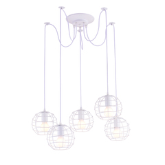 Люстра Arte Lamp Spider A1110SP-5WH