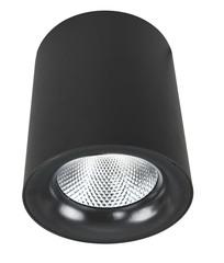 Светильник точечный Arte Lamp Facile A5130PL-1BK