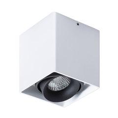 Светильник точечный Arte Lamp Pictor A5654PL-1WH