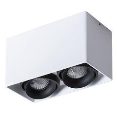 Светильник точечный Arte Lamp Pictor A5654PL-2WH