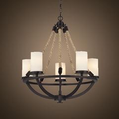 Люстра Pillar Candle 5 ламп