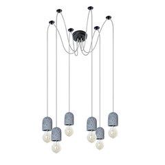Люстра Arte Lamp Bender A4321SP-6GY