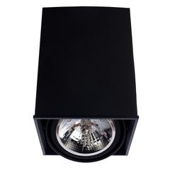 Светильник точечный Arte Lamp Cardani grande A5936PL-1BK