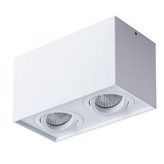 Светильник точечный Arte Lamp Factor A5544PL-2WH