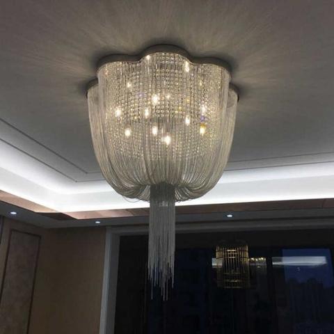 Люстра потолочная Luxury Tassels