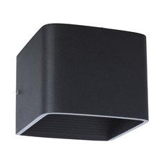 Светильник настенный Arte Lamp Scatola A1423AP-1BK