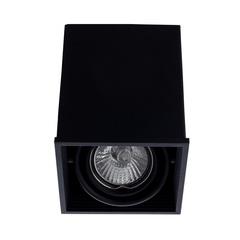 Светильник точечный Arte Lamp Cardani piccolo A5942PL-1BK
