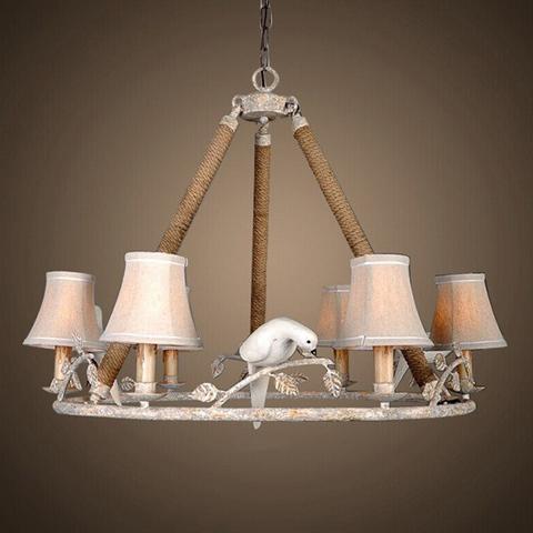 Люстра Nordman Bird Forest 6 ламп